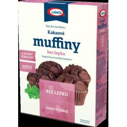 Muffiny kakaové bez lepku 300g