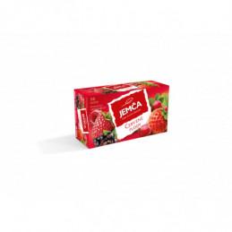 Čaj červené ovoce Jemča 40g