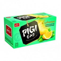 Čaj pigi s citronem Jemča 37,5g