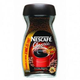 Káva instant.Nescafe 200g classic 200g