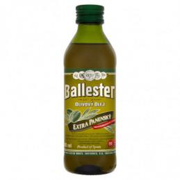 Olej olivový panenský 0,5l