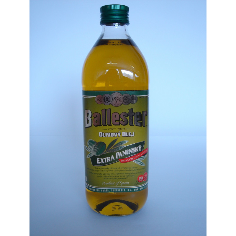 Olej olivový panenský 1l