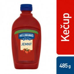 Kečup jemný Hellmanz 840g