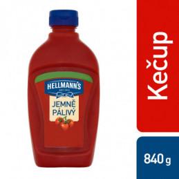 Kečup pálivý Hellmanz  825g