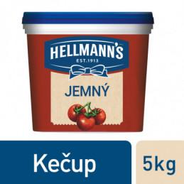 Kečup jemný Hellmanz 5kg