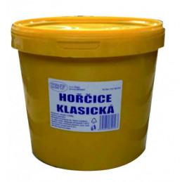 Hořčice plnotučná 10kg