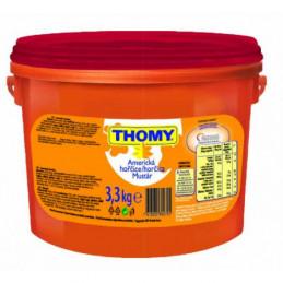 Hořčice americká Thomy Maggi PVC 3kg