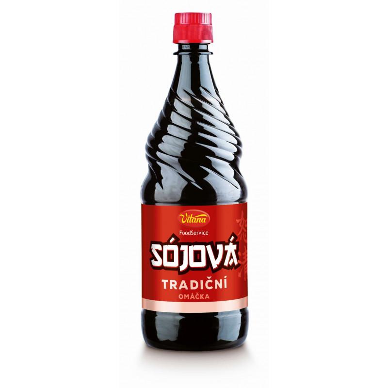 Sojová omáčka Vitana 1l