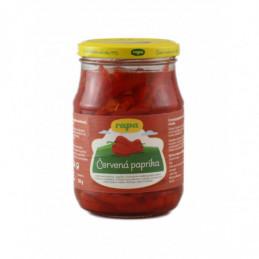 Paprika červená řezaná 370g