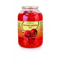 Paprika červená řezaná 4l