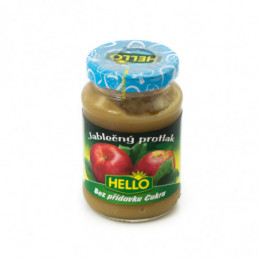 Dětská výživa DIA jablečná 190g