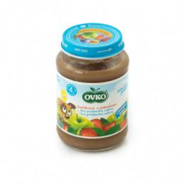 Dětská výživa DIA jahodová 190g