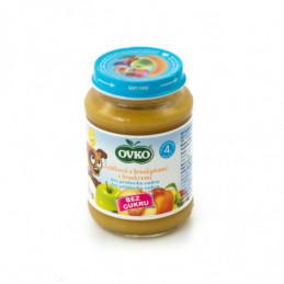 Dětská výživa DIA meruňková 190g