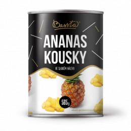 Ananas kousky 560ml