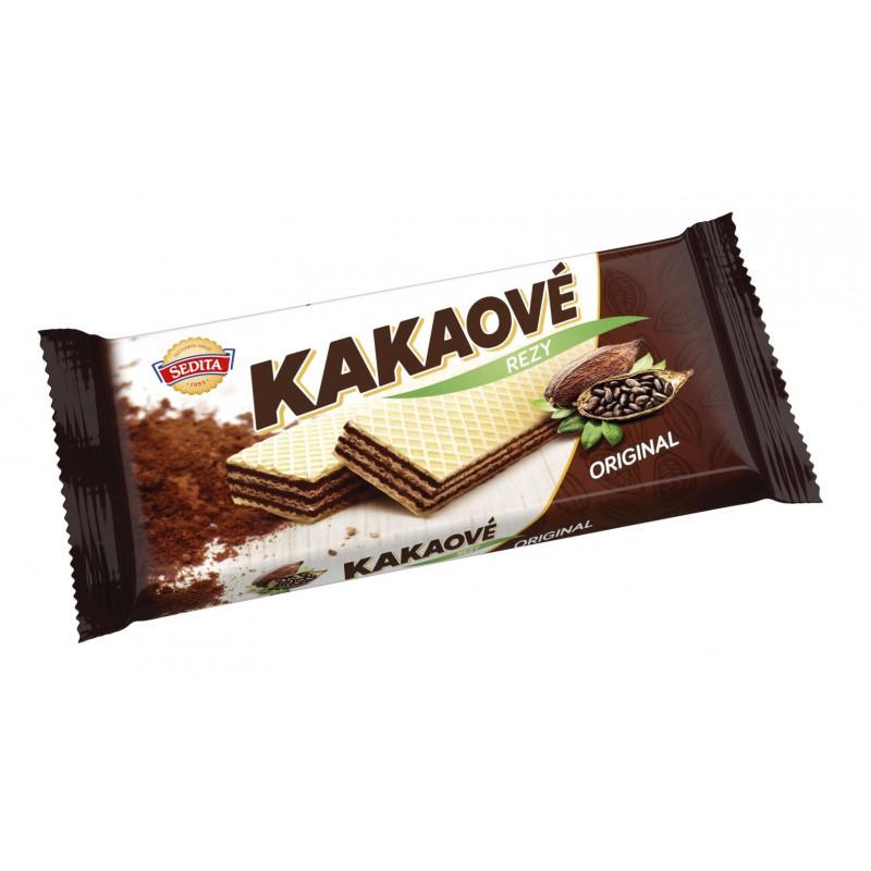 Kakaové řezy  50g