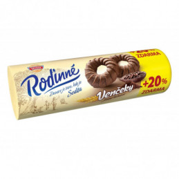 Věnečky kakaové 150g
