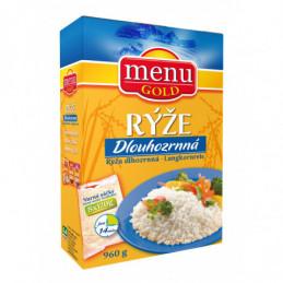 Rýže dlouhozrnná varné sáčky 960g