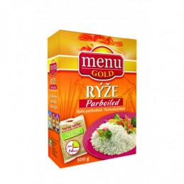 Rýže parboiled varné sáčky 500g
