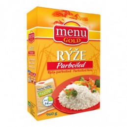 Rýže parboiled varné sáčky 960g