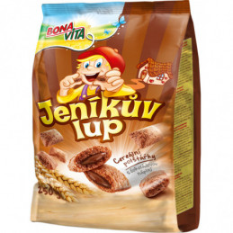 Jeníkův lup čokoládo.taštičky 250g