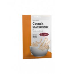 Česnek granulovaný sušený 25g