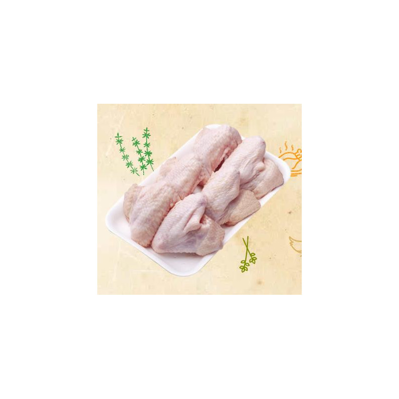 Kuřecí křídla CZ - mražená 2kg