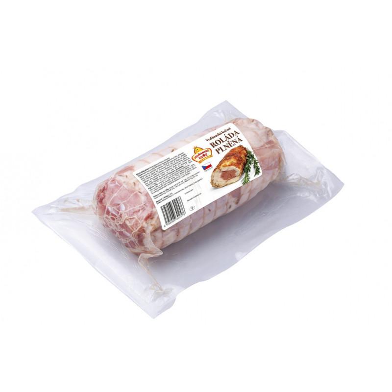 Kuřecí roláda Vodňanská drůbež CZ - mražená cca 1kg