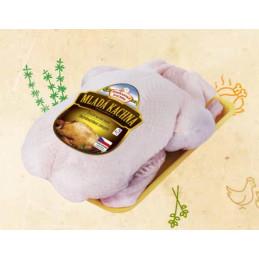 Kachna celá bez drobů kalibrovaná - mražená 2,2kg, 2,4kg