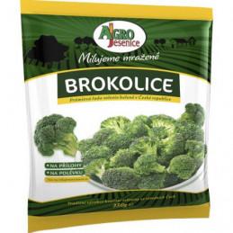 Brokolice mražená 350g