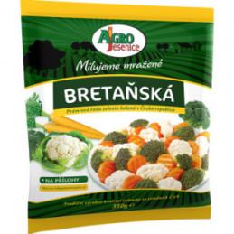 Směs s brokolicí-bretaňská mražená 350g