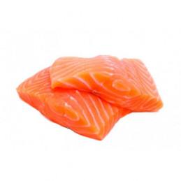 Losos filet bez kůže IWP 10% glazury 600-800g balení 5/10kg