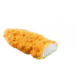 Obalovaná treska porce 150g nemleté  balení 4,95kg
