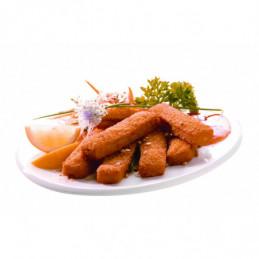 Rybí prsty nemleté extra kvalita 100% filé 32g balení 6kg