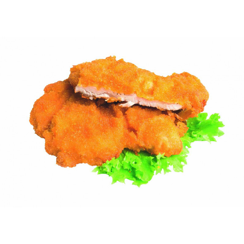 Kuřecí řízek obalovaný 150g mražený balení 5kg