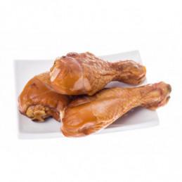 Uzená kuřecí stehna kalibrovaná 200g cca 1,5kg