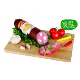 Kavalír salám se sýrem 85% masa, balení cca 1,2kg