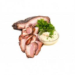 Anglická slanina bez kůže plátkovaná cca 700g