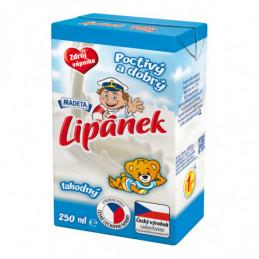 Lipánek mléko 250 ml natur
