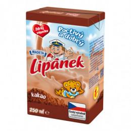 Lipánek mléko 250 ml kakao