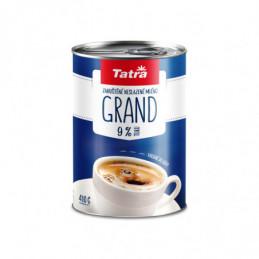 Tatra mléko Grand 410 ml plech