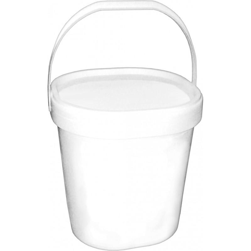 Tvaroh měkký odtučněný  1 kg PVC kbelík