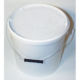 Tvaroh měkký tučný 5 kg PVC kbelík