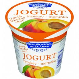 BM ovocný jogurt 150 g  meruňka-broskev