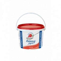 Hollandia krémový jogurt jahoda  3 kg