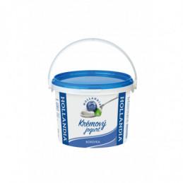 Hollandia krémový jogurt borůvka 3 kg