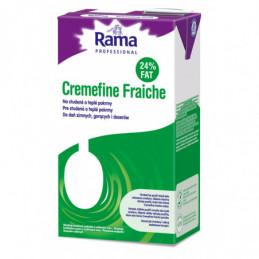 Rama Cremefine Fraiche 24% 1 L