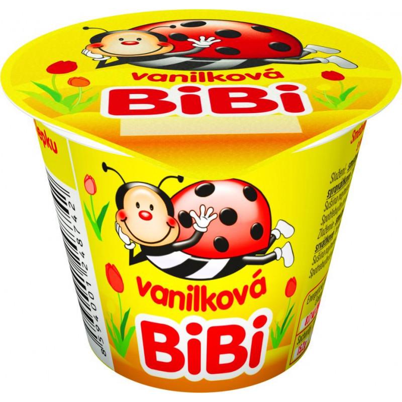 BiBi tvarohovosmetanový krém 70 g vanilka