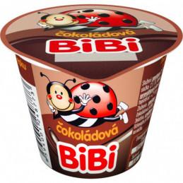 BiBi tvarohovosmetanový krém 70 g čokoláda