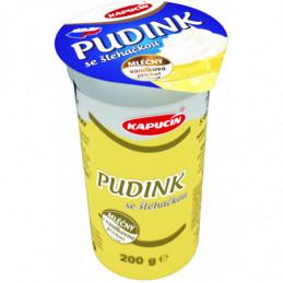 Pudink se šlehačkou 200 g vanilka