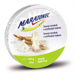 Maratonec tavený sýr  8 ks 140 g